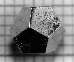 Ho-Mg-ZnQuasicrystal