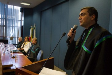 Dr Emerson de Melo's presentation