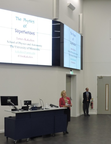 Introduction by Prof Libby John