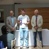 Christopher Dickens - Delaval Award