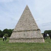 Finding a mystic pyramid