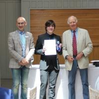 Tom Vale - Delaval Award
