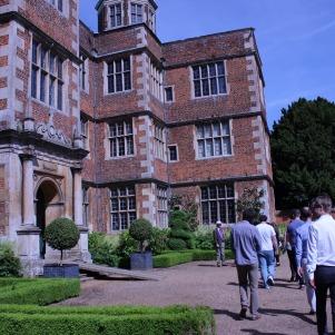 Visiting Doddington Hall