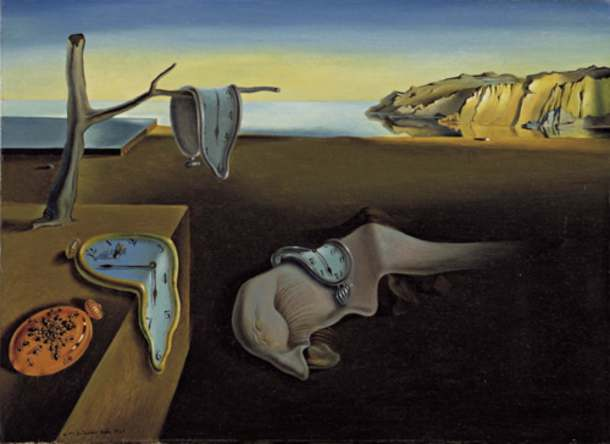 Dali, Museum of Modern Art (MOMA) in New York City